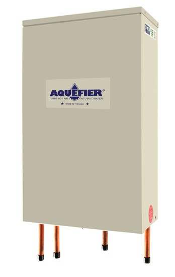 Aquefier hot water recovery for 1 5 ton window ac unit consumption per hour